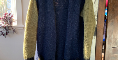 The Lillian Cardigan by Two of Wands