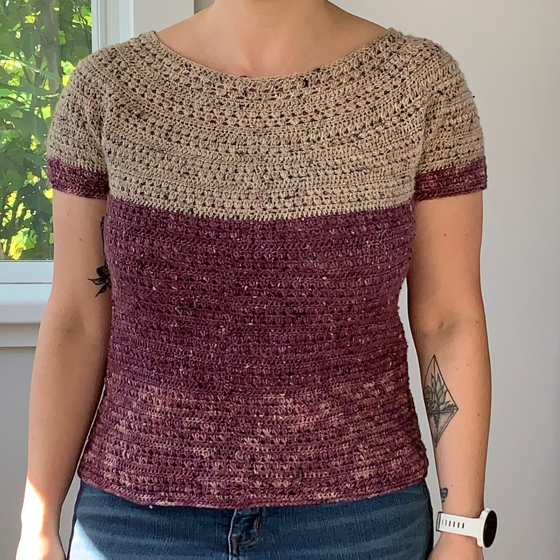 Pattern Test: The Shiloh Tee